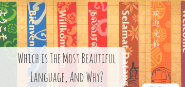 most beautiful language, most useful language, language learning app