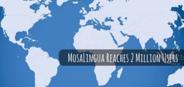 MosaLingua Reaches 2 Million Users: Looking Back on 2016 and Forward to 2017