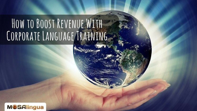 corporate language training