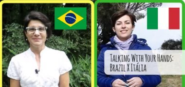 Speaking With Your Hands: Brazilian vs. Italian Gestures (Video)