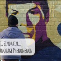 Klingon, Dothraki, Sindarin... The Constructed Language Phenomenon