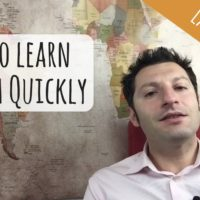 How to Learn Spanish in no Time (Video)