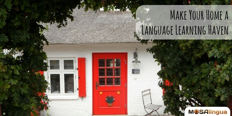 learn language at home