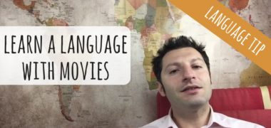 How to Learn a Language with Movies and Series ?