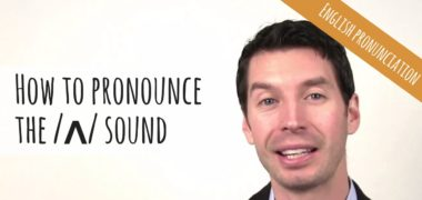 How to pronounce the /ʌ/ sound | American English Pronunciation