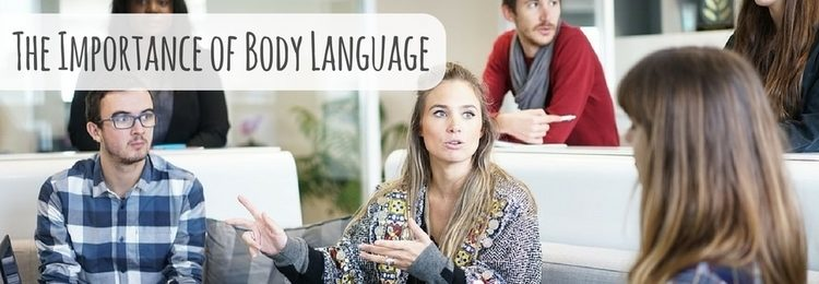 The Importance of Body Language for Communication Image