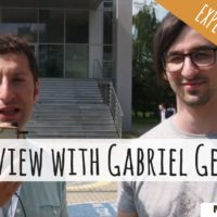 Interview with Gabriel Gelman: Learning Two Similar Languages at the Same Time, Polyglot Gathering '...