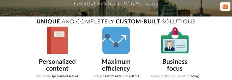 MosaLingua Business Solutions Image