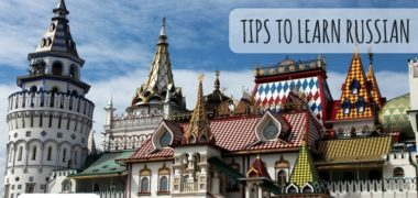 Tips to Learn Russian You Can Actually Use