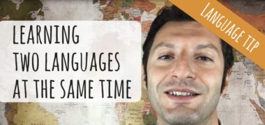 Learning Two Languages at the Same Time (Video)