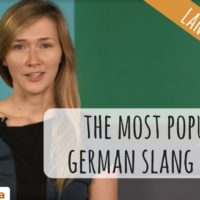 German Slang Words To Sound Like A Native (Video)
