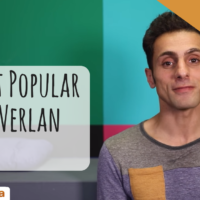 """The 10 Most Popular French """"Verlan"""" Words - Secret French Slang (Video)"""