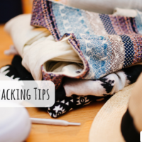 Top Twelve Packing Tips for Your Travels