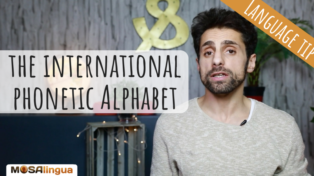 How The International Phonetic Alphabet Can Improve Your Pronunciation
