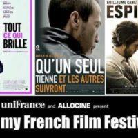 "Cine francés durante el festival ""My French Film Festival"""