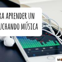 5 etapas para aprender un idioma escuchando música (con podcast)