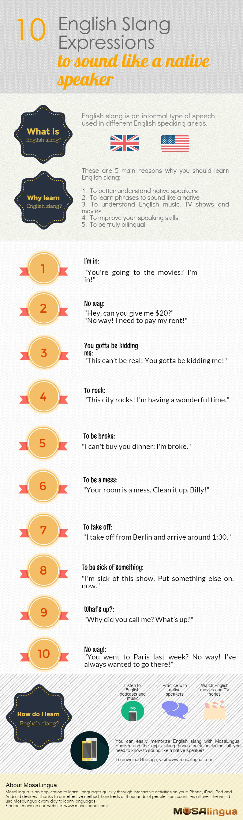 10 English Slang Expressions to Sound Like a Native Speaker