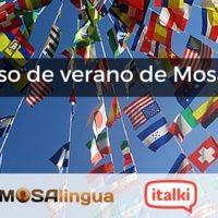 Concurso de verano de MosaLingua: Gana un pack completo para aprender un idioma
