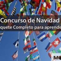 Concurso de Navidad de MosaLingua: Gana un Paquete completo para aprender un idioma