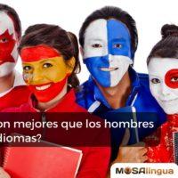 ¿Las mujeres son mejores que los hombres aprendiendo idiomas?