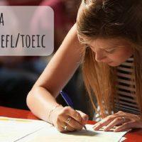 Consejos para aprobar el TOEFL/TOEIC