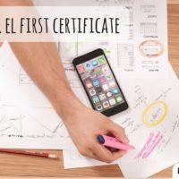 Cómo aprobar el First Certificate