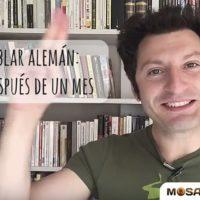 Aprender a hablar en alemán: La experiencia de Luca