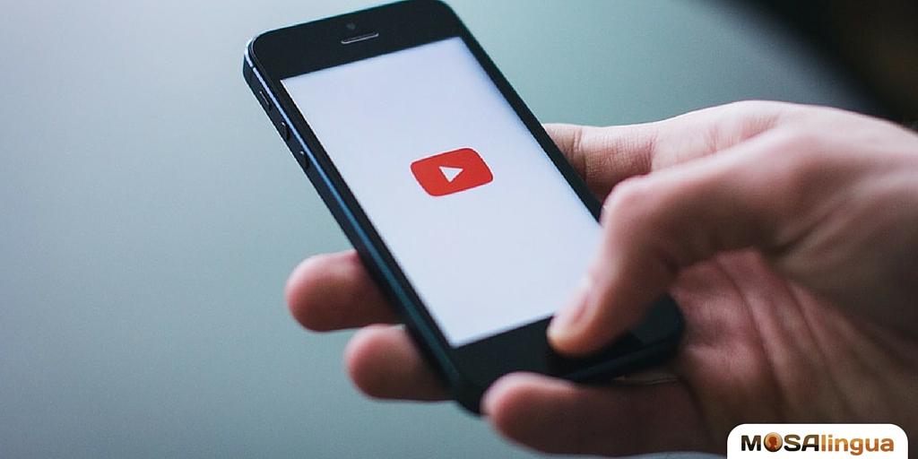MosaLingua YouTube
