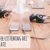 Cómo superar el listening del First Certificate