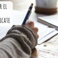 Cómo superar el writing del First Certificate