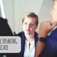Cómo superar el speaking del First Certificate