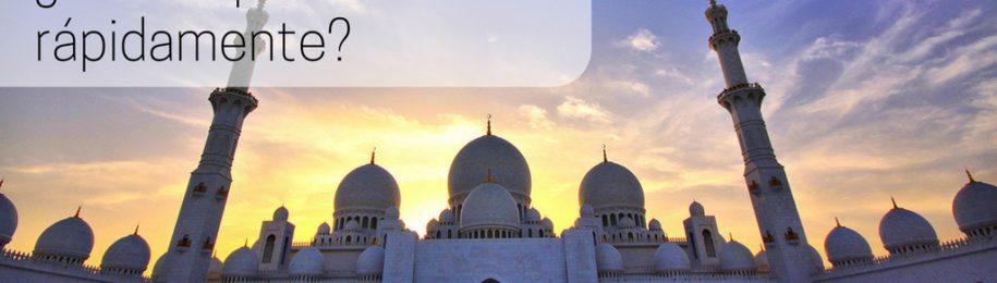 Cómo aprender árabe rápidamente Image