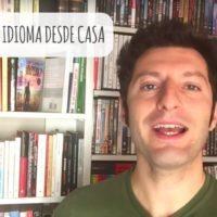 Aprender un idioma desde casa (VÍDEO)