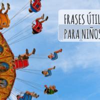 Frases útiles en francés para niños