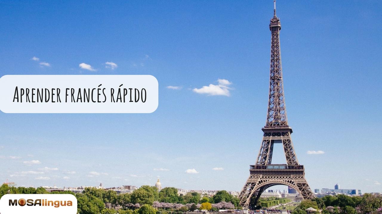 aprender francés rápido
