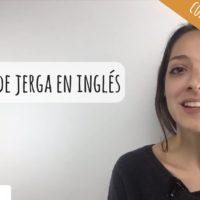 Jerga en inglés americano para hablar como un nativo
