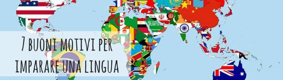 7 buoni motivi per imparare una lingua straniera Image