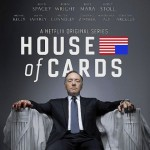 Telefilm in inglese: Locandina House of Cards