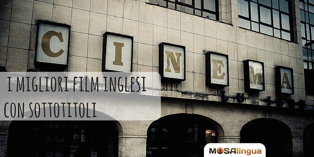 film in inglese con sottotitoli