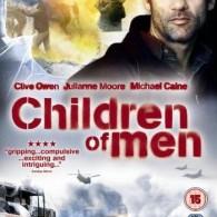enfants des hommes film en anglais