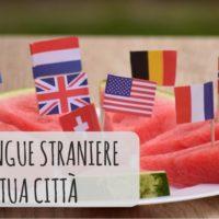 Come parlare le lingue facendo scambi linguistici in città