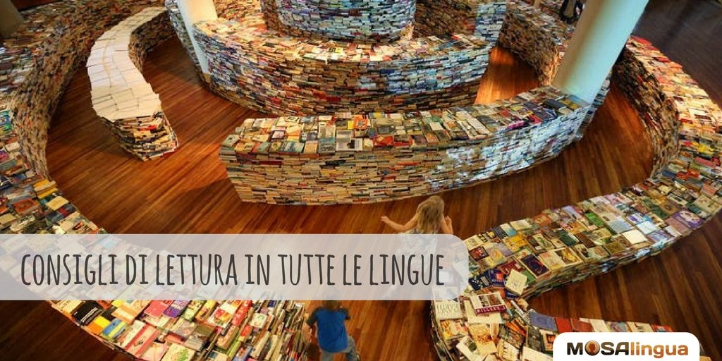 libri in lingua originale
