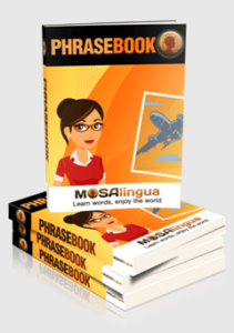 Manuali Conversazione MosaLingua