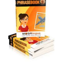 I manuali di conversazione di MosaLingua da scaricare gratis in PDF : inglese, francese, spagnolo, t...