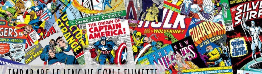 Come imparare una lingua con i fumetti online Image