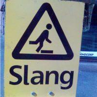 Parli lo slang inglese?