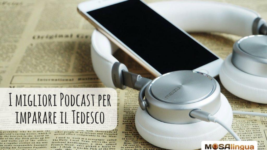 podcast per imparare il tedesco