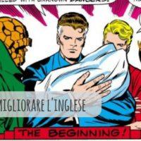 8 fumetti in inglese per migliorare la padronanza della lingua