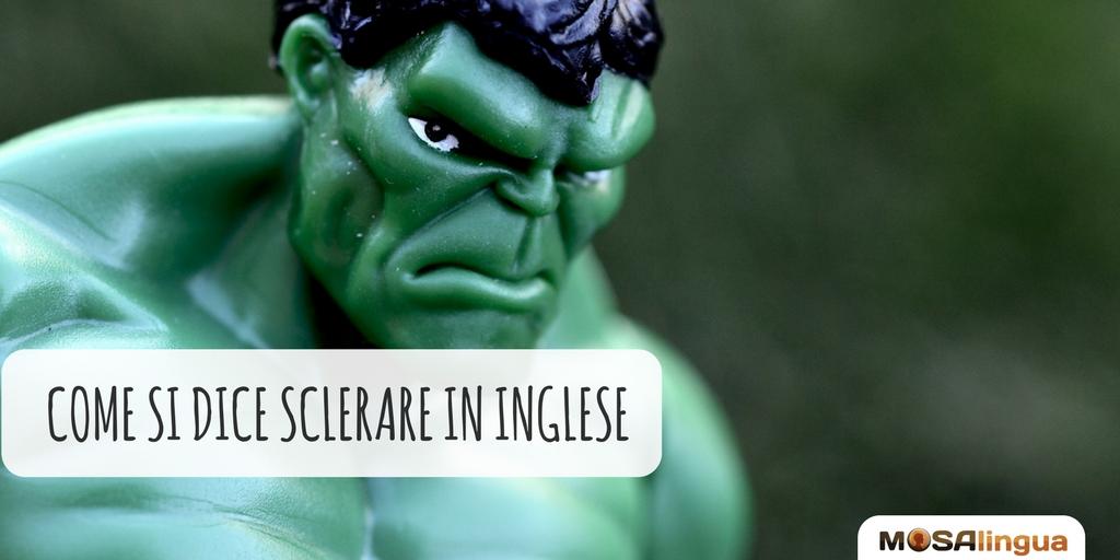 Come si dice in inglese sclerare - Come si dice bagno in inglese ...