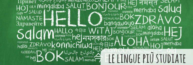 Quali sono le lingue più studiate nel mondo? Image
